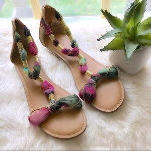 Cynthia Rowley Bohemian Sandals